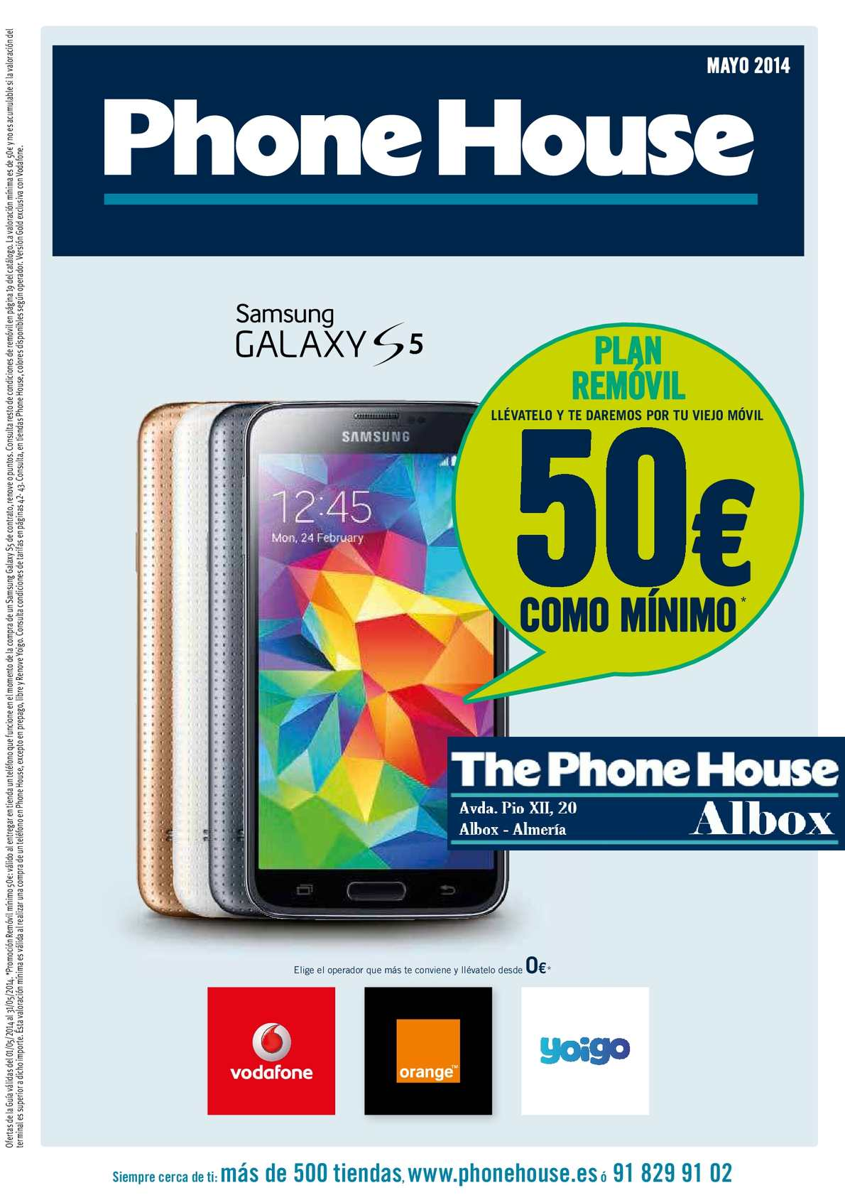 Phone House Moviles Libres Catalogo Calaméo Mayo The Phone House Albox