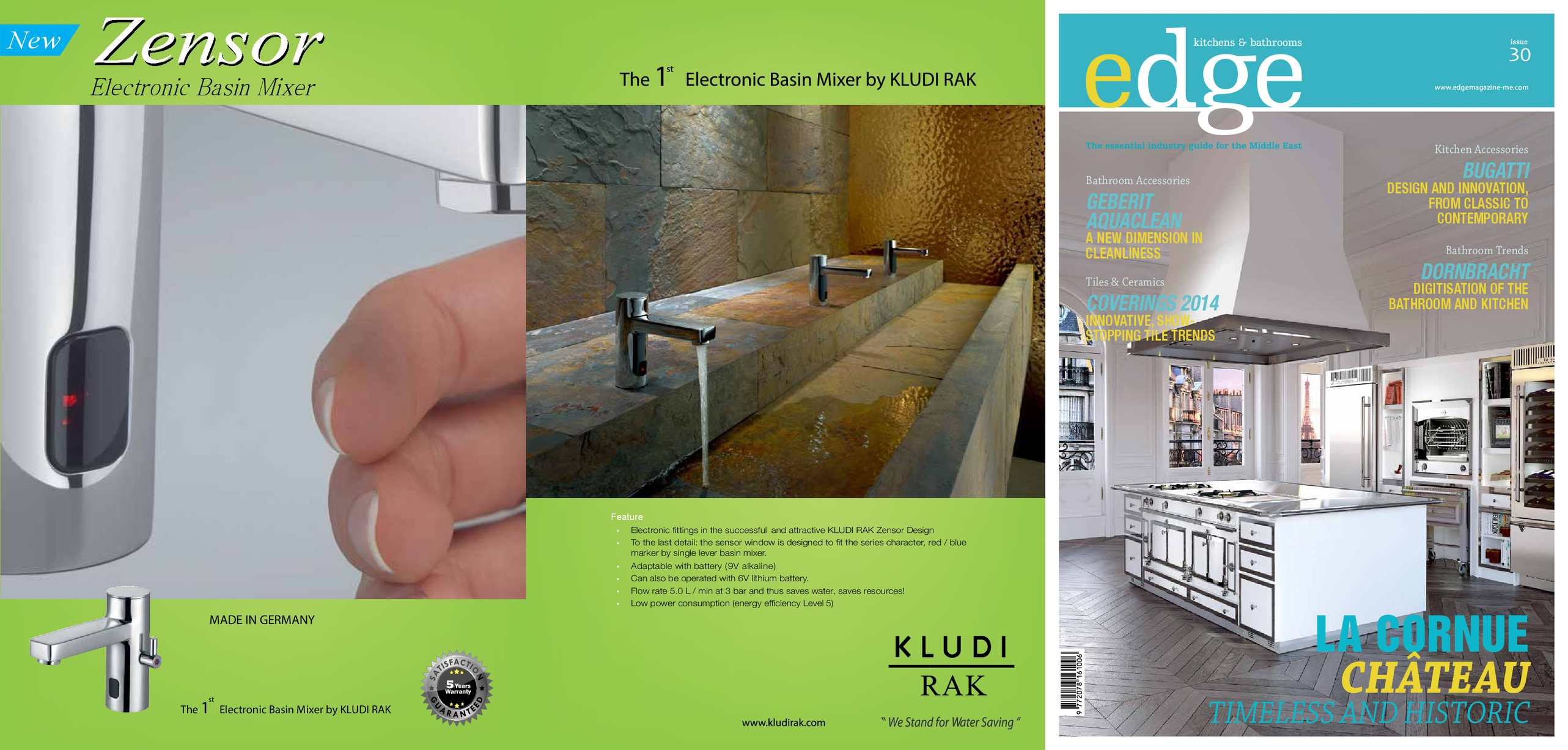Bagno Design Bahrain Wll Calaméo Edge Kitchens Bathrooms Magazine Levant Issue 30