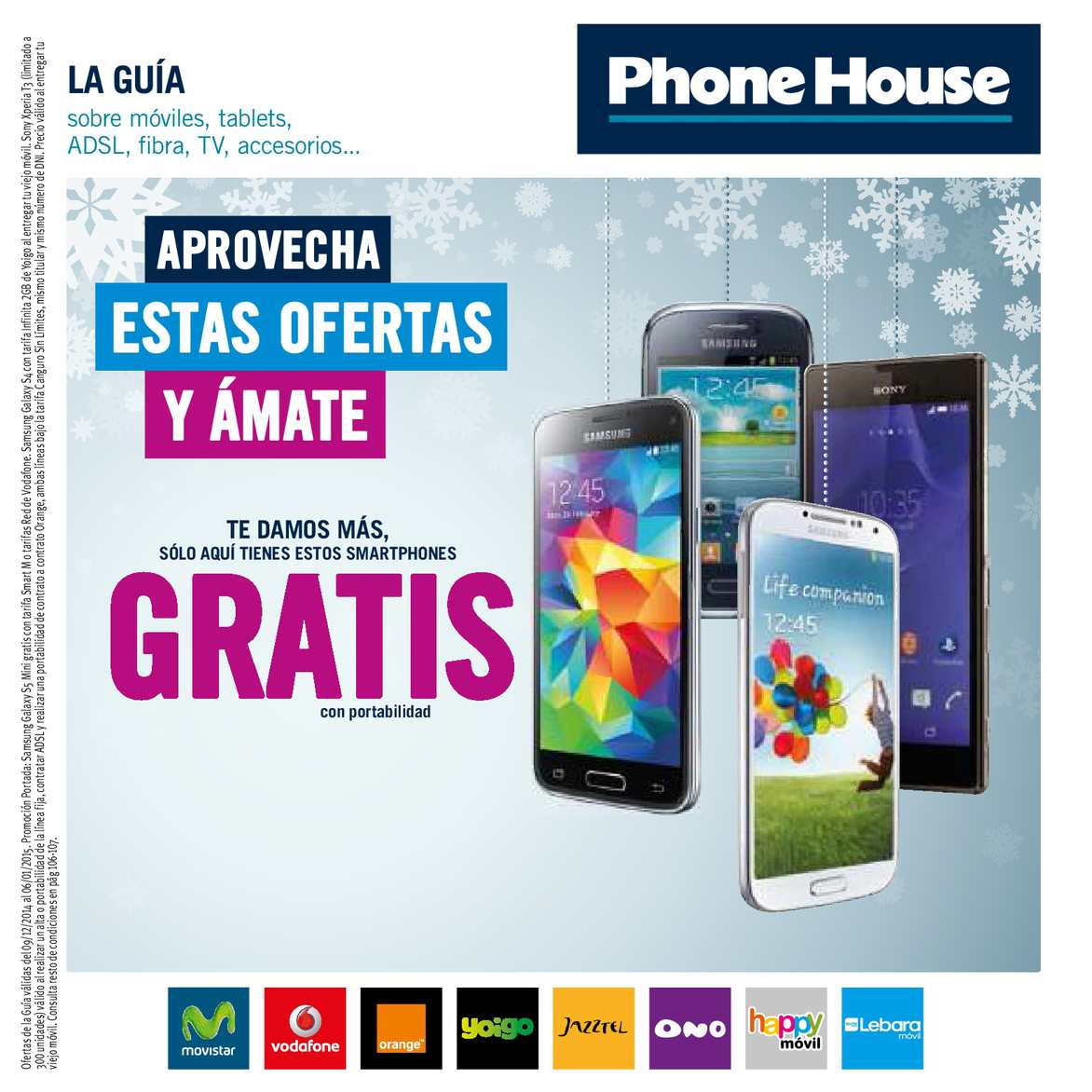 Phone House Moviles Libres Catalogo Calaméo Catalogo Navidad The Phone House Albox
