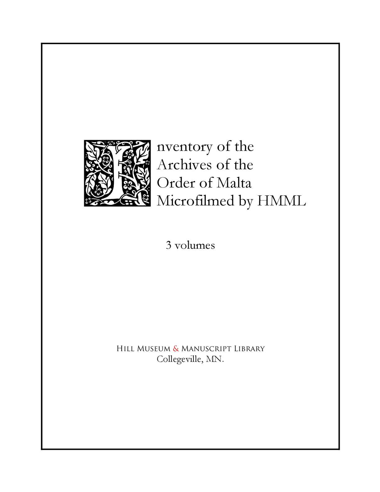 Scrittura Giapponese Susanna Marino Pdf Calaméo Inventory Of The Archives Of The Order Of Malta