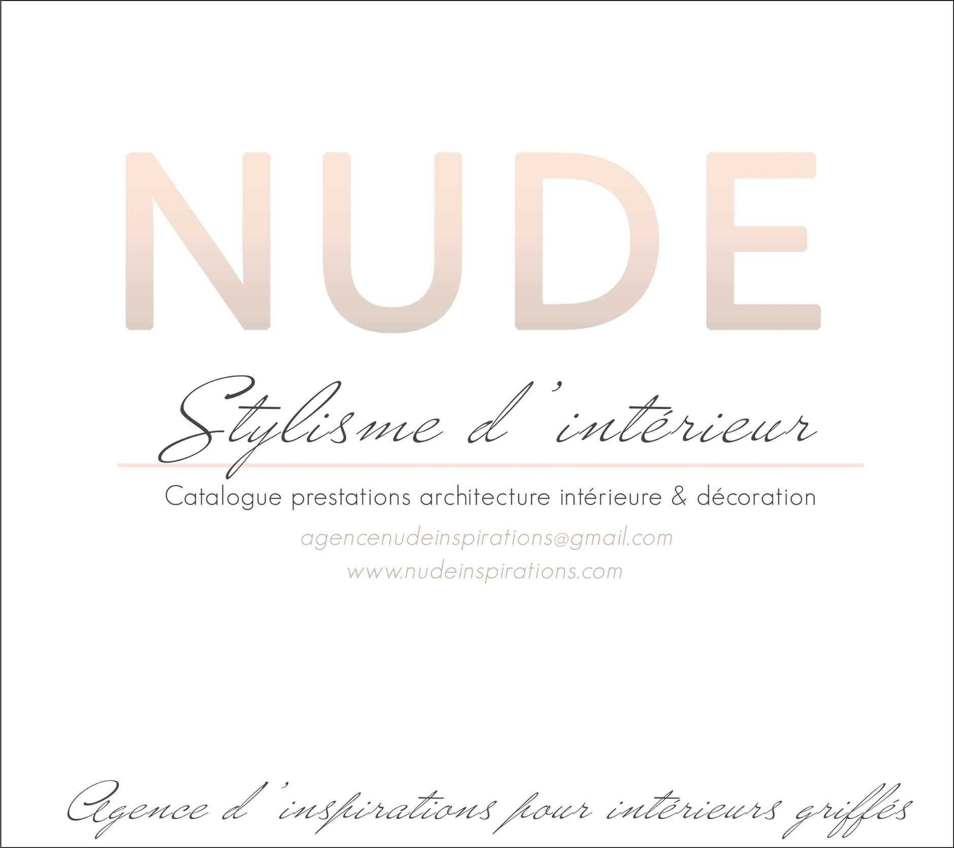 Catalogue De Decoration Interieur Calaméo Catalogue Nude Stylisme D Intérieur