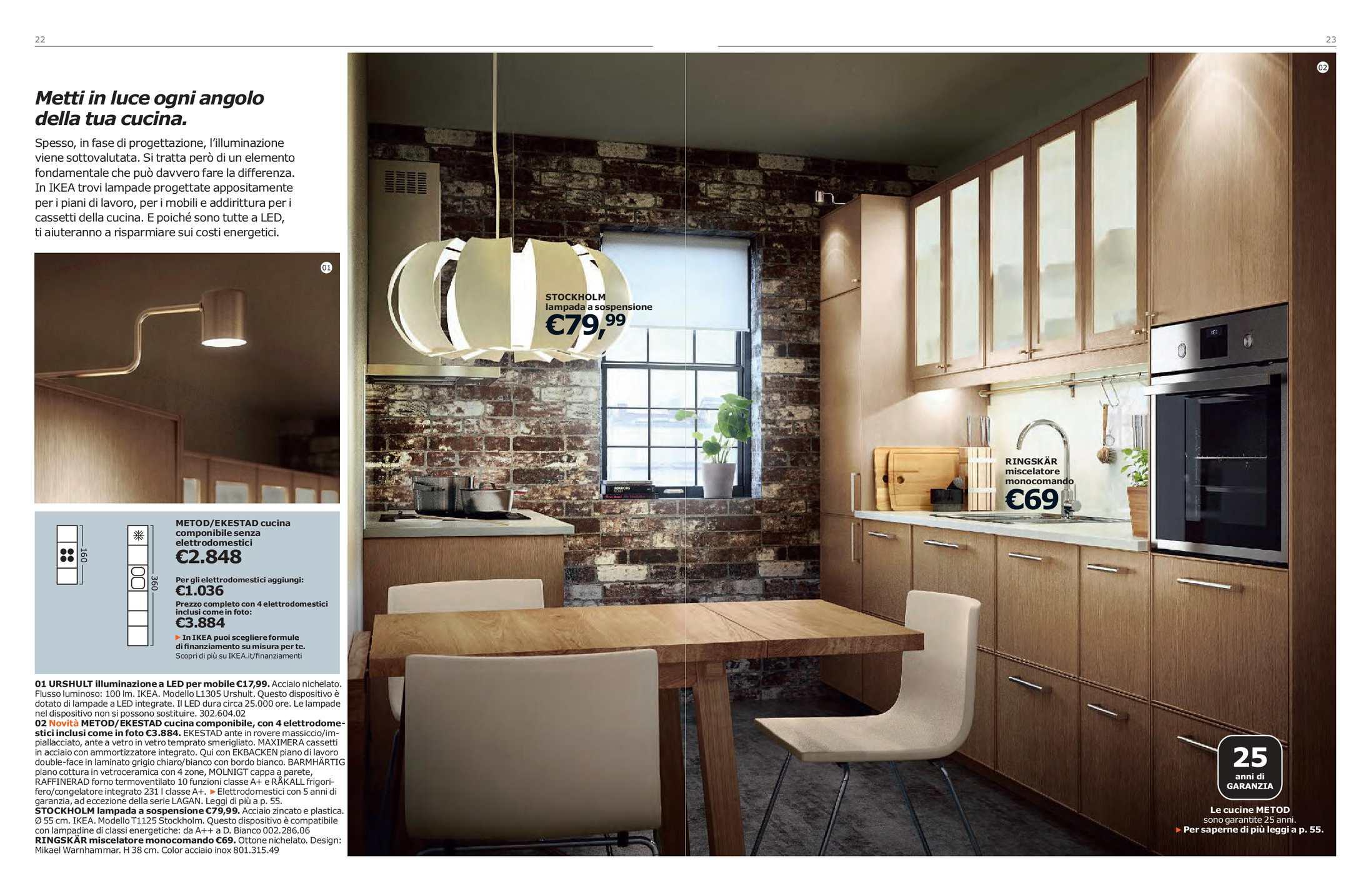 Cucina Ikea Ekestad | Cucina Kallarp
