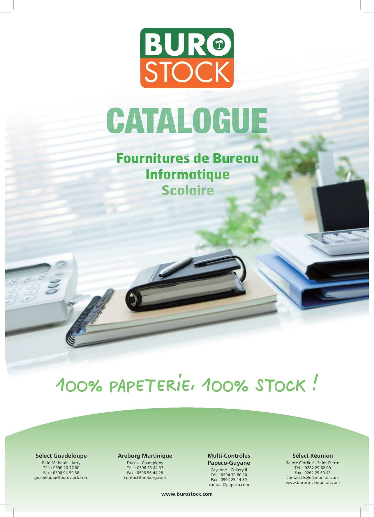 Catalogue Fourniture De Bureau Professionnel Calaméo Catalogue Burostock