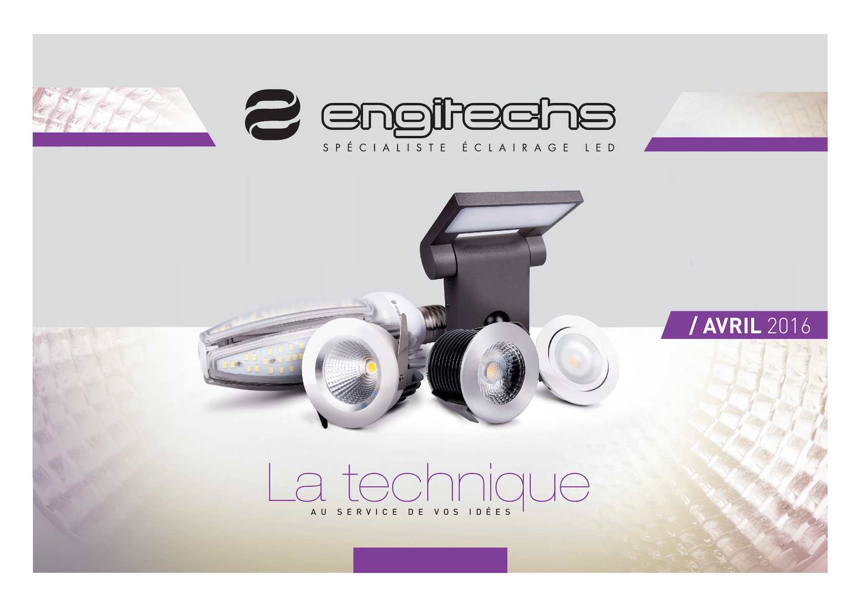 Projecteur Led Extérieur 50w High Power Eclairage Blanc 24vdc Calaméo Catalogue Engitechs