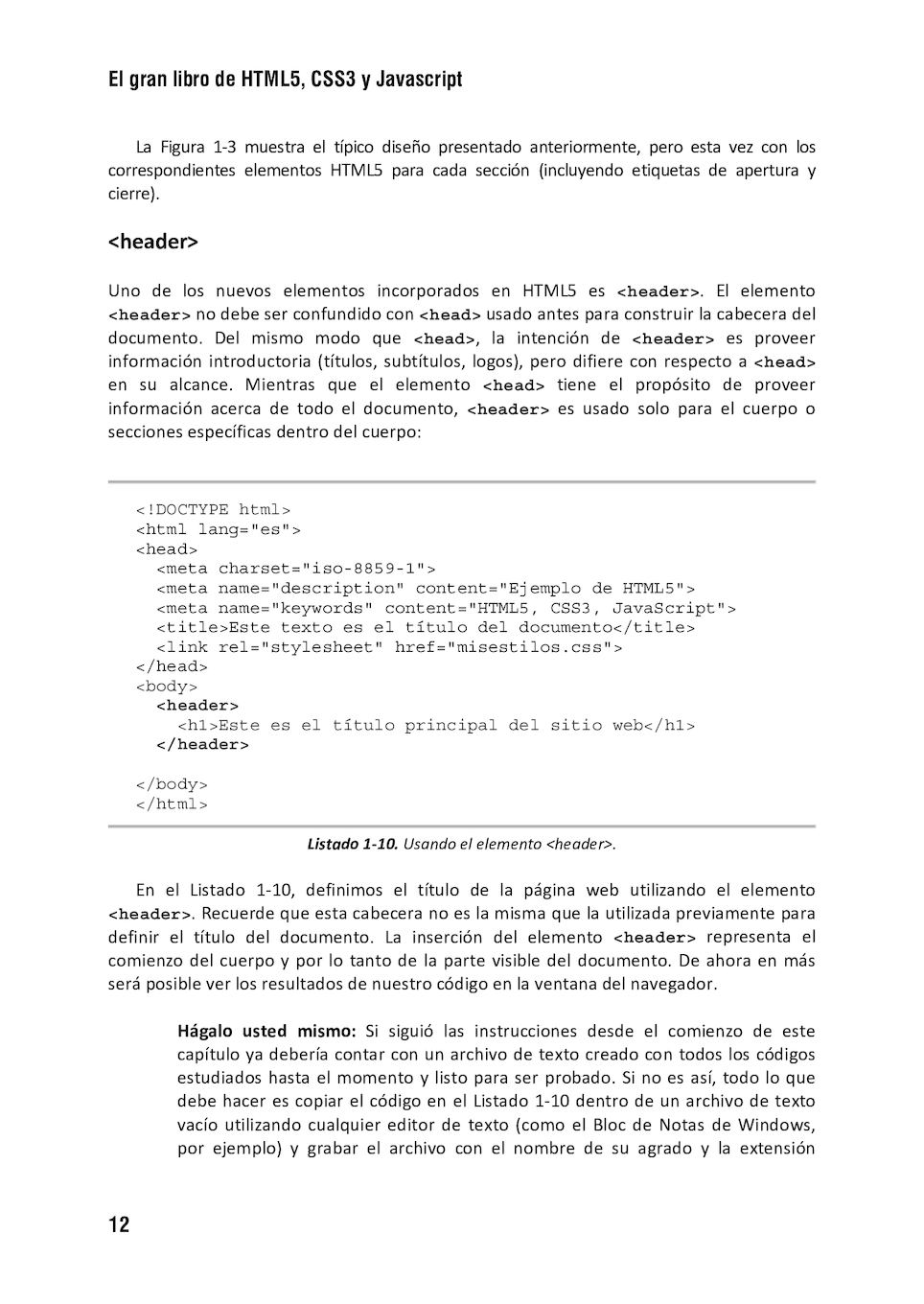 Libro Html5 Y Css3 El Gran Libro De Html5 Css3 Y Javascrip Calameo Downloader