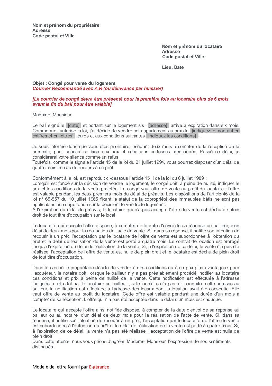 photo modele lettre de resiliation de bail dhabitation par le locataire modele lettre