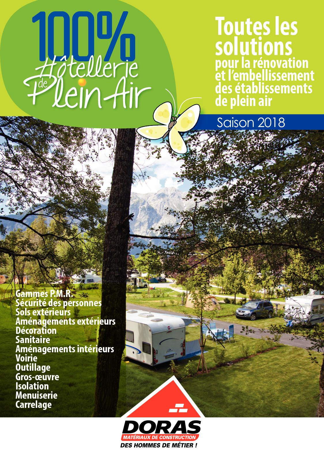 Pierre De Parement Exterieur Samse Calaméo Doras Catalogue Hôtellerie De Plein Air 2018