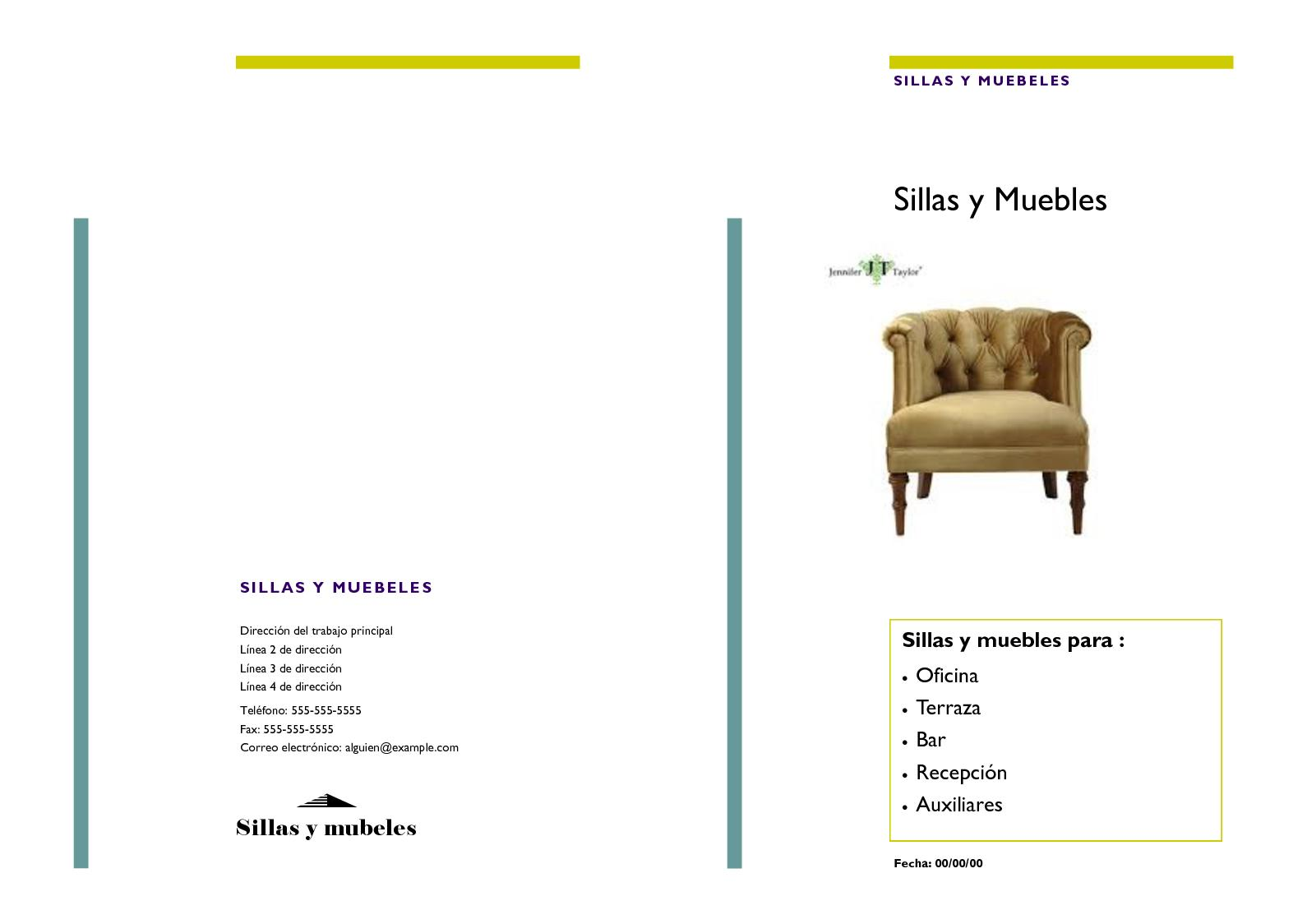Catalogo De Sillas Calaméo Catalogo Sillas