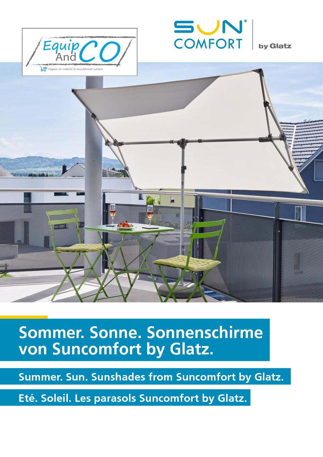 Balkondach Flex Roof Calaméo Catalogue Magasin Eac Suncomfort