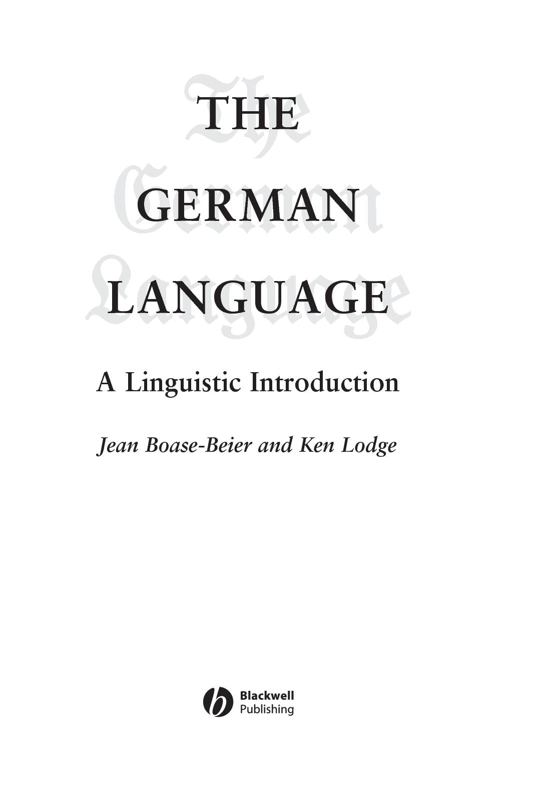 Rote Wohnzimmerschränke Calaméo The German Language A Linguistic Introduction