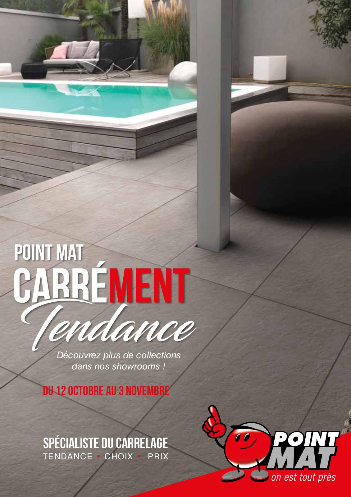 Revetement Sol Exterieur Martinique Calaméo Point Mat Carrément Tendance Catalogue Promo