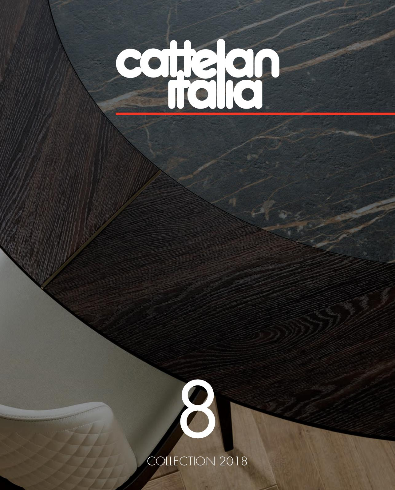 Toleranzen Keramische Platten Calaméo Cattelan Italia Book 08 2018 Collection