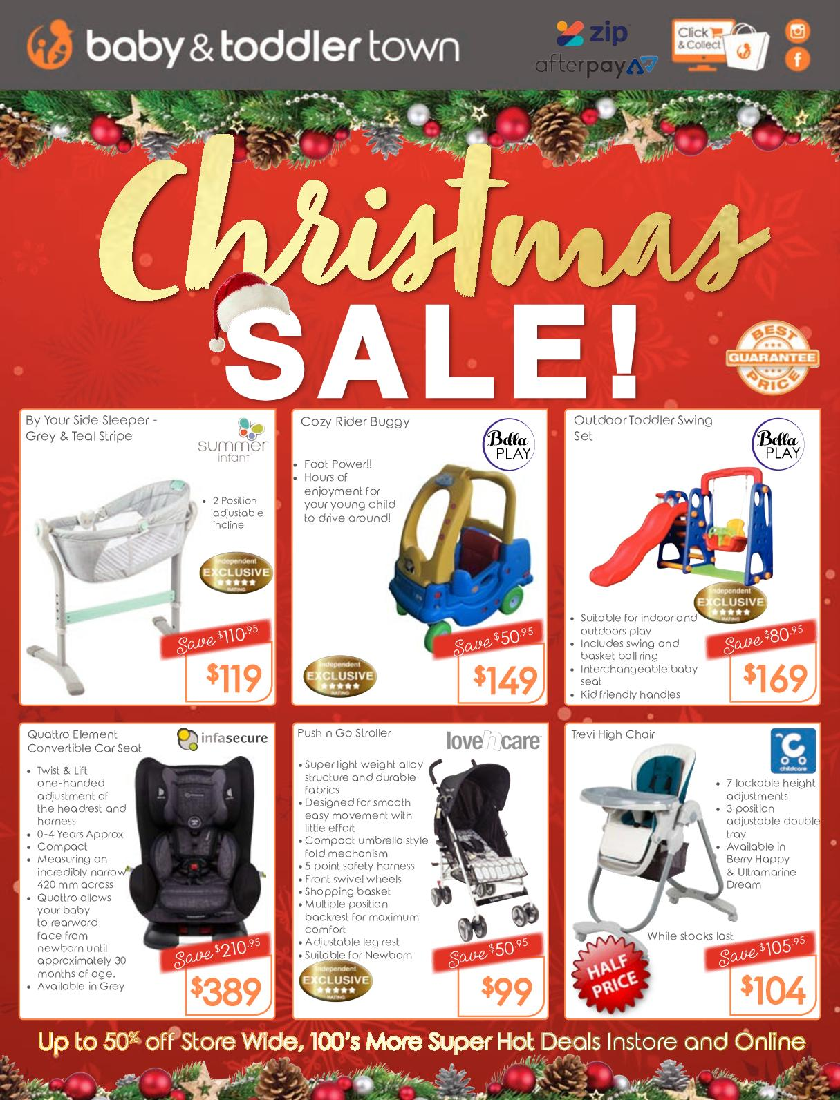 Britax Duo Twin Dolls Buggy Hot Pink Calaméo Baby Toddler Town Christmas Sale Catalogue