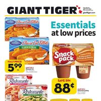 Giant Tiger Flyer Ottawa On Redflagdeals Com - The Source Flyer Ottawa