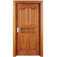 Medang interior door, wooden door, solid wood door, wood ...