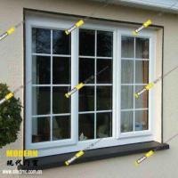 MODERN Aluminum Sliding Window Grill Design   Global Sources