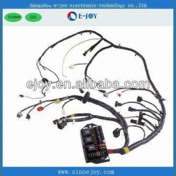 Classic Car Wiring Harness Manufacturers Uk standard electrical
