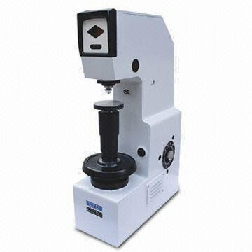 Brinell Hardness Tester with Mechanical Reversing Switch, Depth