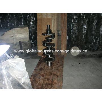 High End Parts of Crankshaft for Isuzu C240 Global Sources