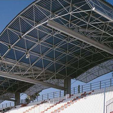 Engineered Space Truss, Structure Building Roof Design And
