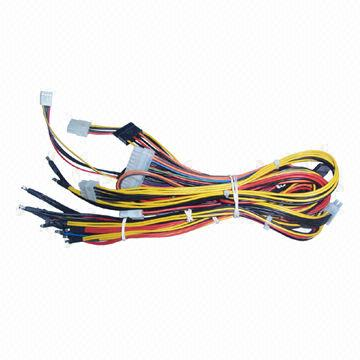 Computer host wire harness, 0 to +75°C operating temperature