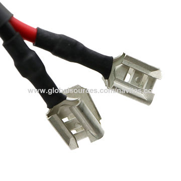 Taiwan JST Quick Connect Tinned Electric Crimp Terminal Connector