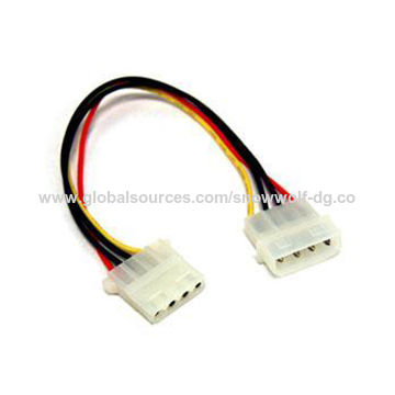 China automotive 5 pin connector wire harness, manufacturers