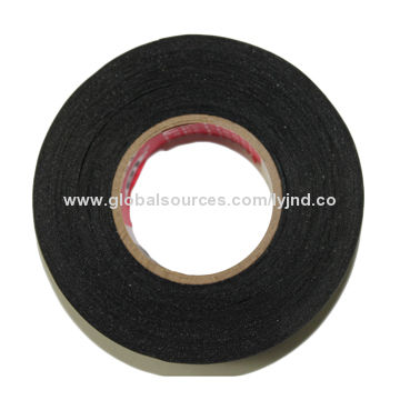 China Chemical Fiber Cloth Engine Wiring Harness Tape from Wenzhou