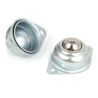 48x32mm Flange Mount Conveyor Roller Ball Bearings PK | eBay