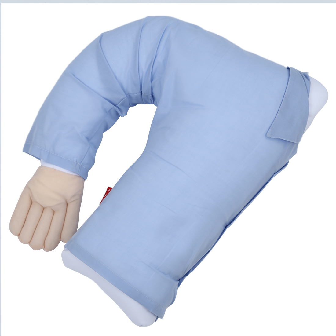 Husband Pillow with Arms
