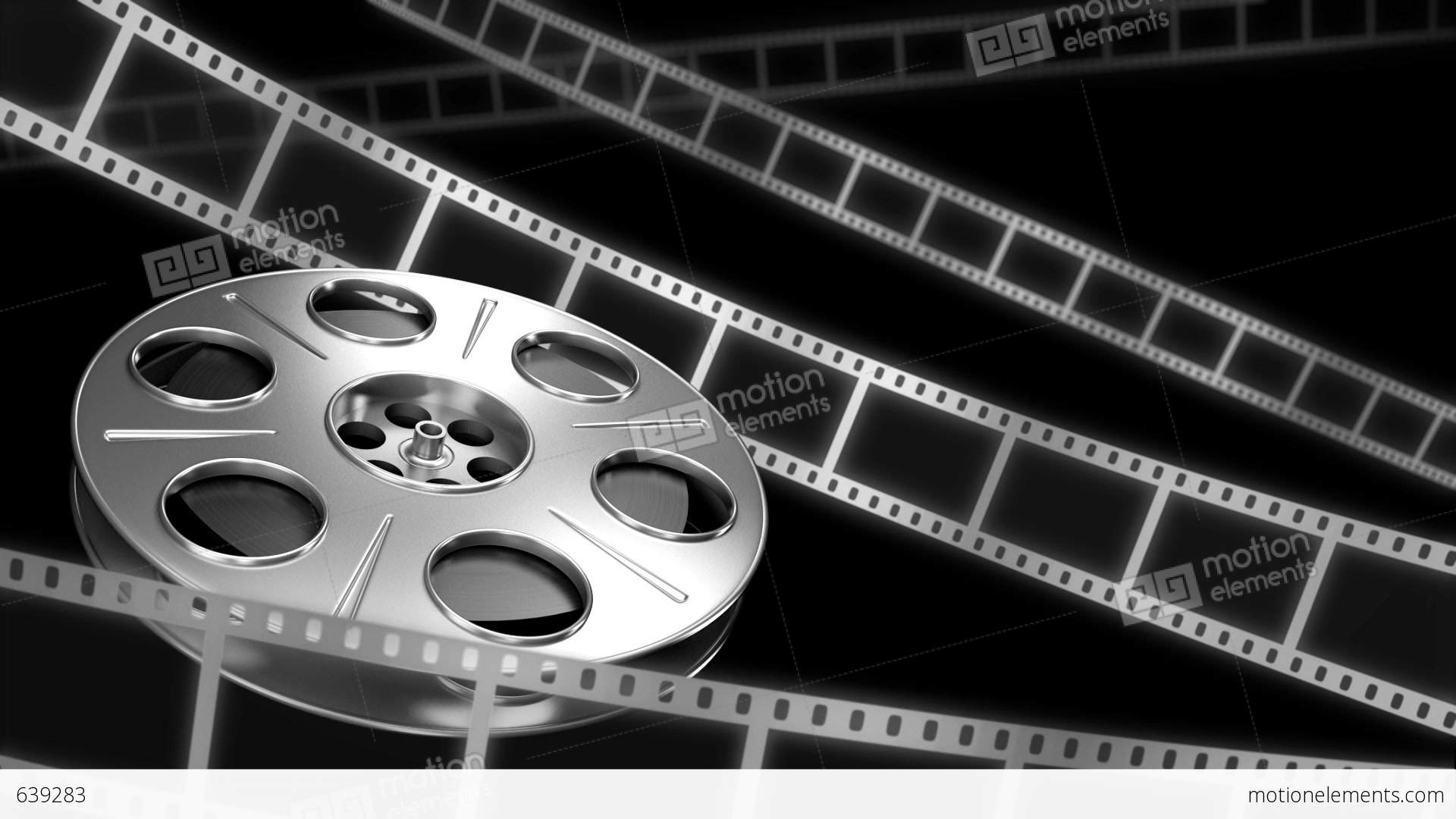 S Animation Wallpaper Cinema Background Stock Animation 639283