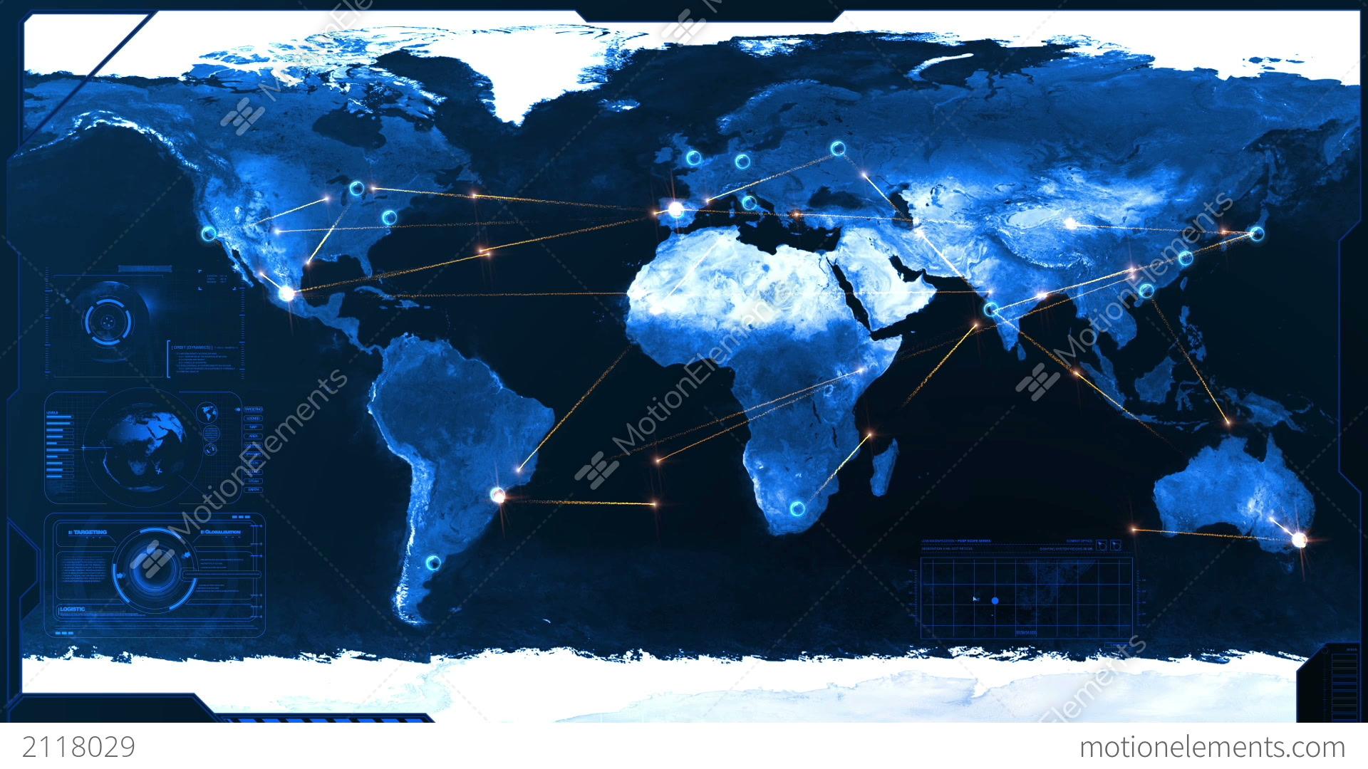 3d Earth Wallpaper Hd Logistics Hd Stock Animation 2118029