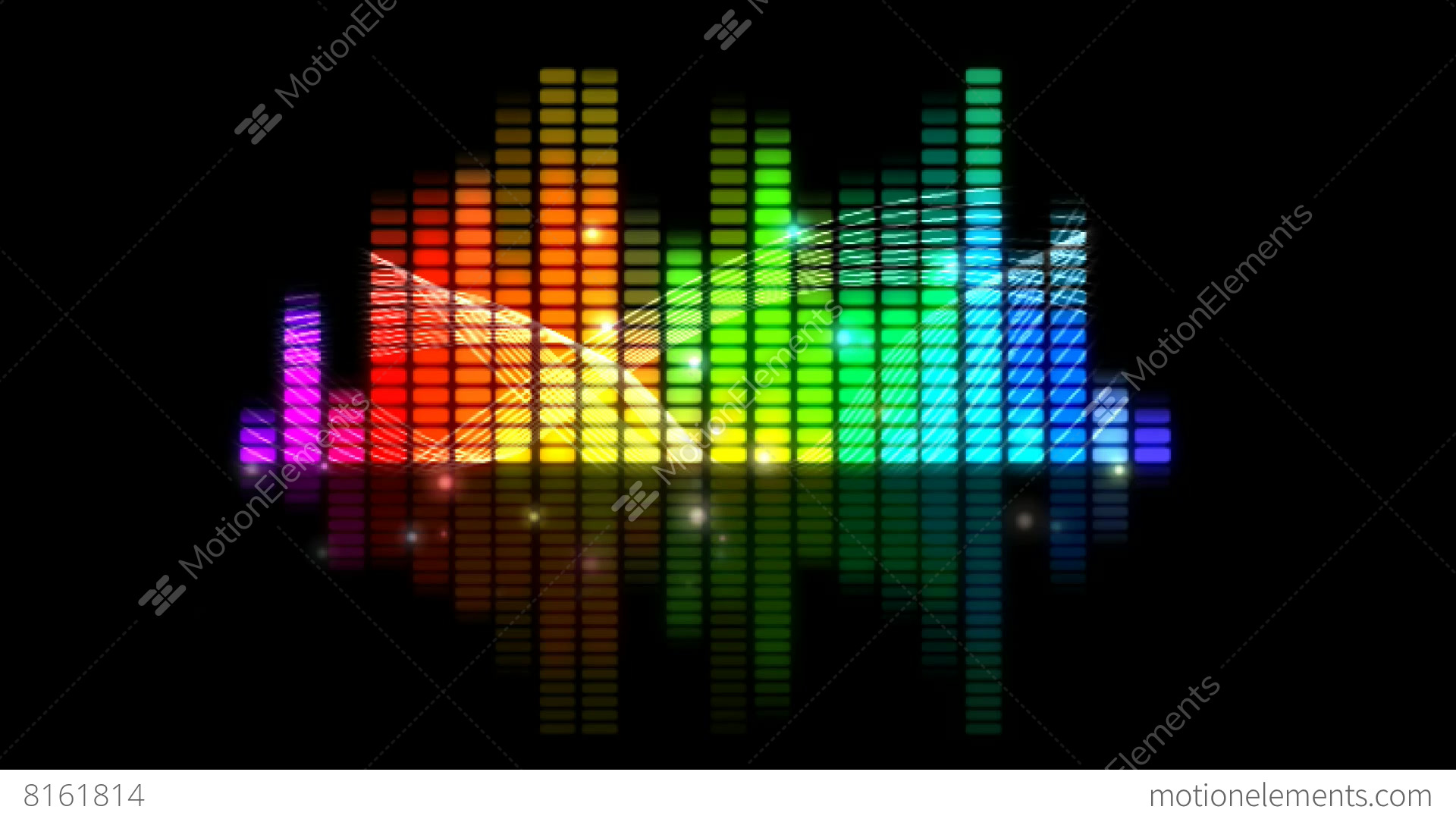 Free Cute Food Wallpaper Music Background Graphic Equaliser Motion Visual Effect