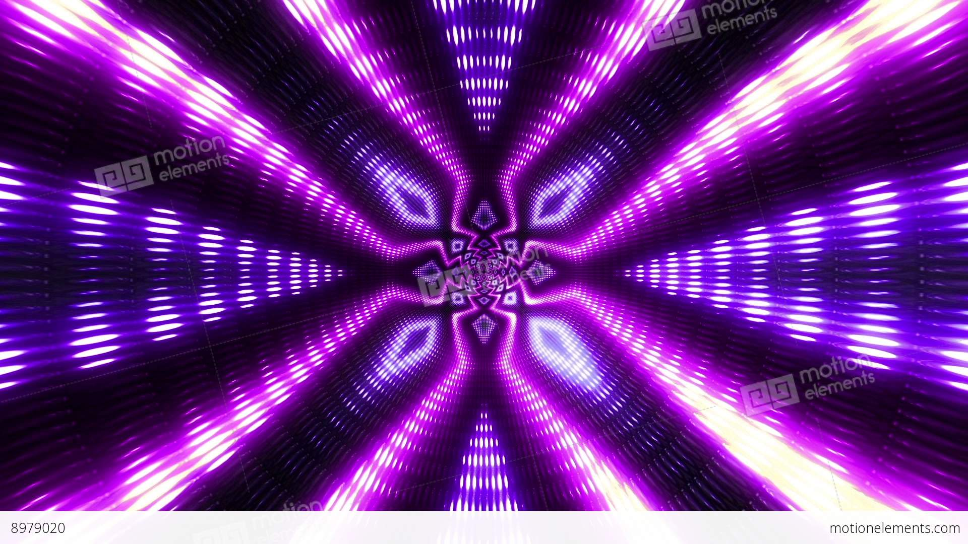Earth At Night 3d Live Wallpaper Vj Flashing Lights Wall Colorful Stage Purple Stock