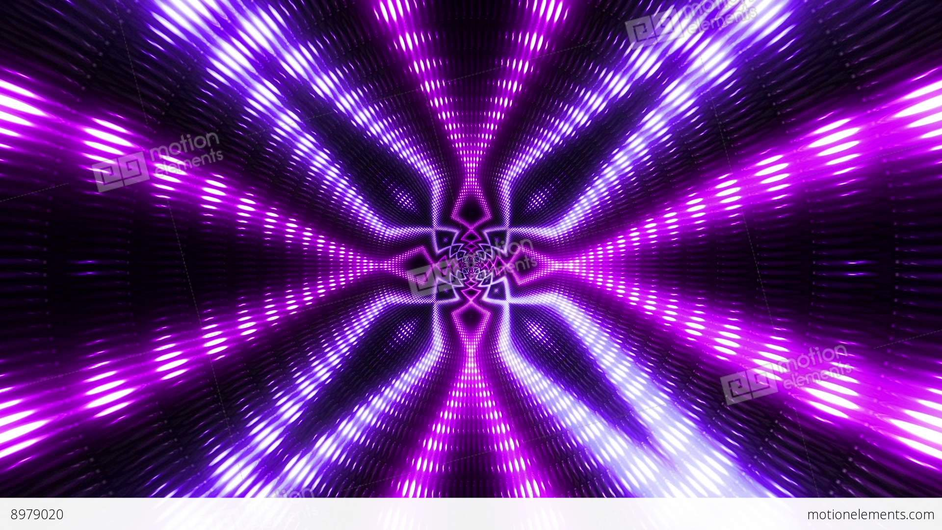 3d Animated Gif Wallpapers Vj Flashing Lights Wall Colorful Stage Purple Stock