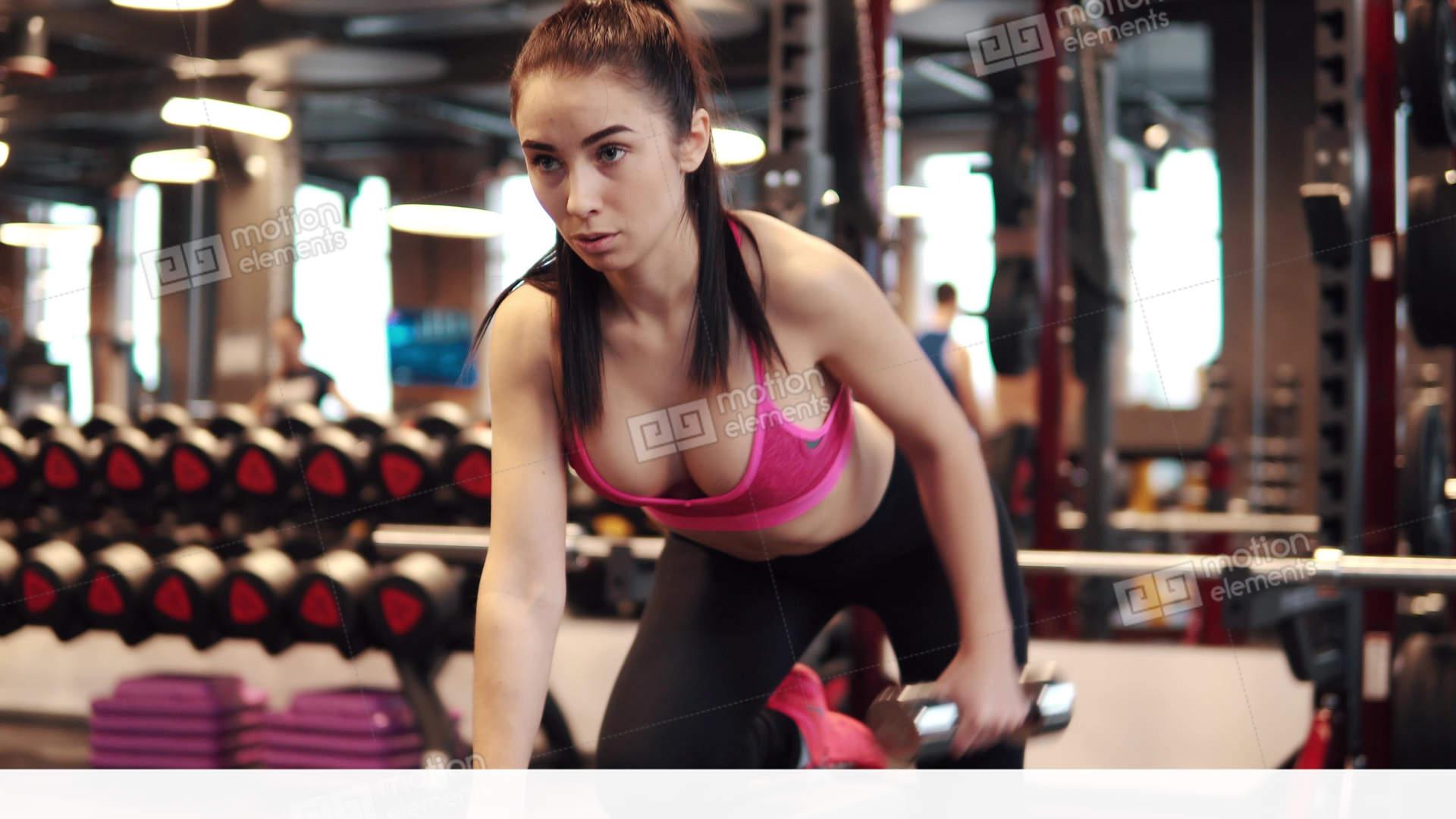 Gym 3d Wallpaper Fitness Motivation Women Bodybuilding Motivation Sexy