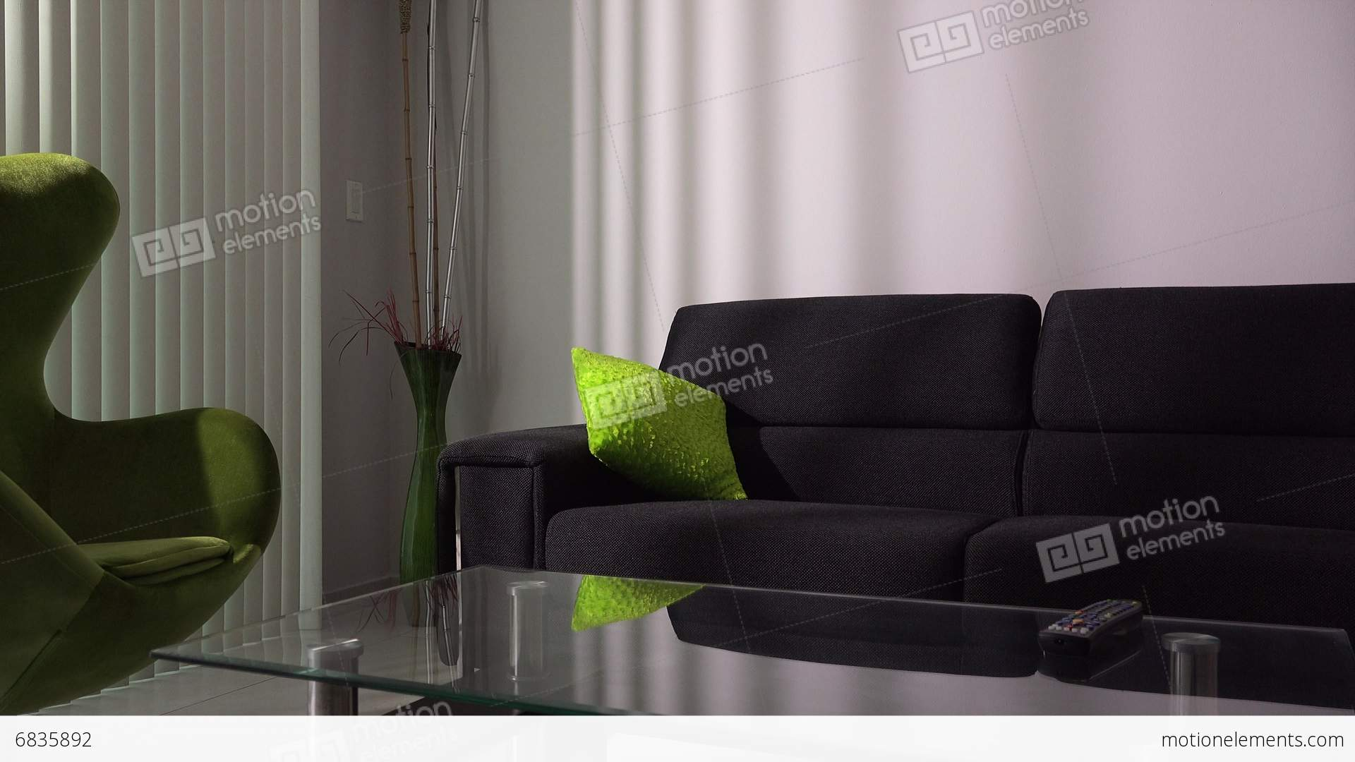 Relax Sofa Young Woman Relax On Sofa Chatting With Mobile Pho Stock Video Footage