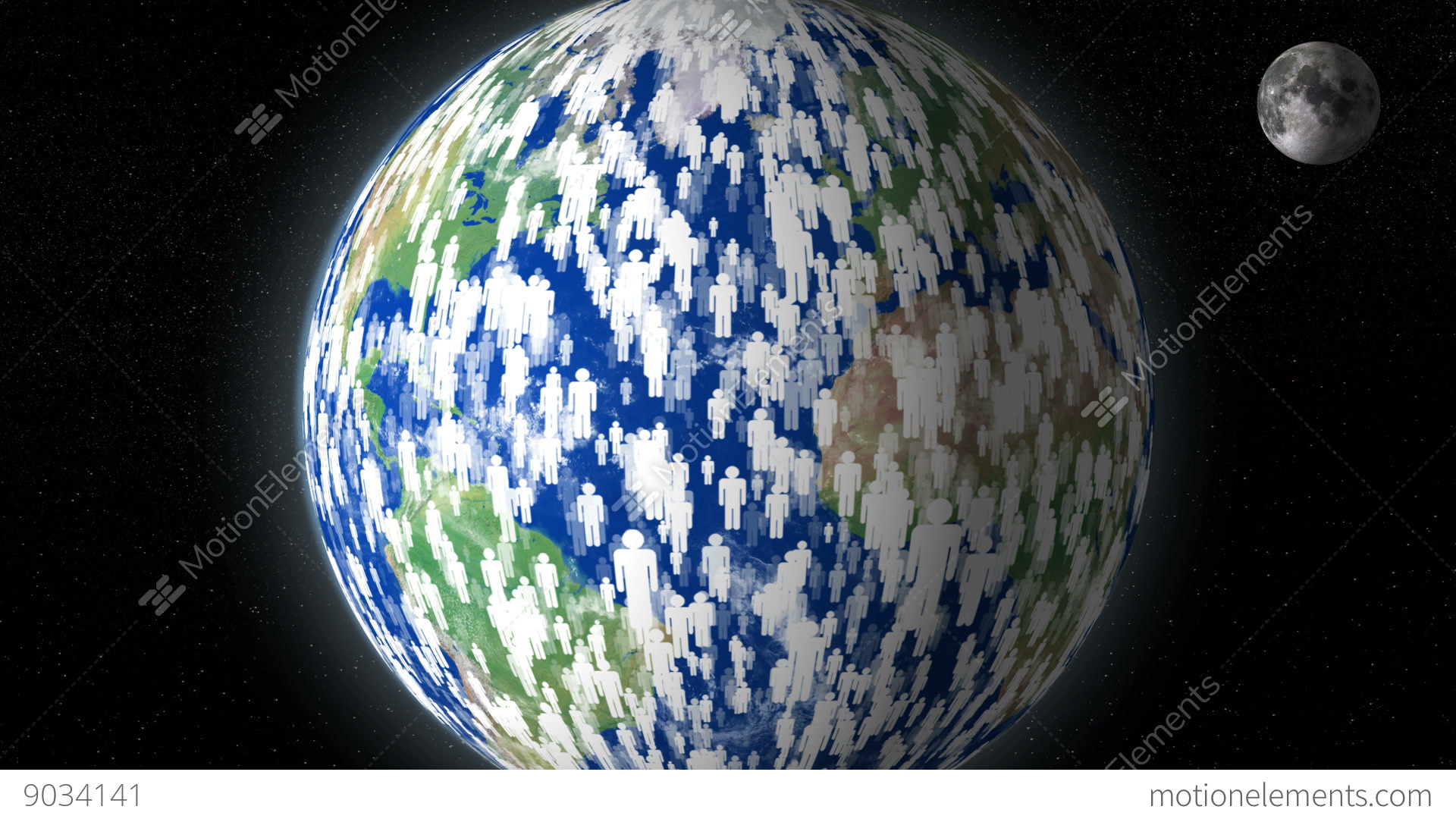 Cute Country Wallpaper Earth Human Overpopulation Distroy Planet 11778 Stock