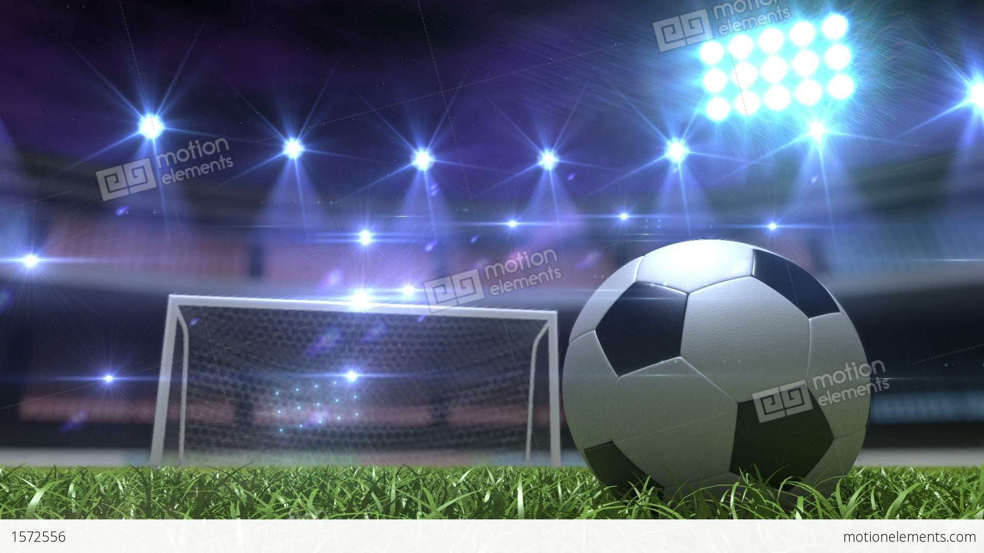 Vertical Wallpaper Hd Football Background Stock Animation 1572556