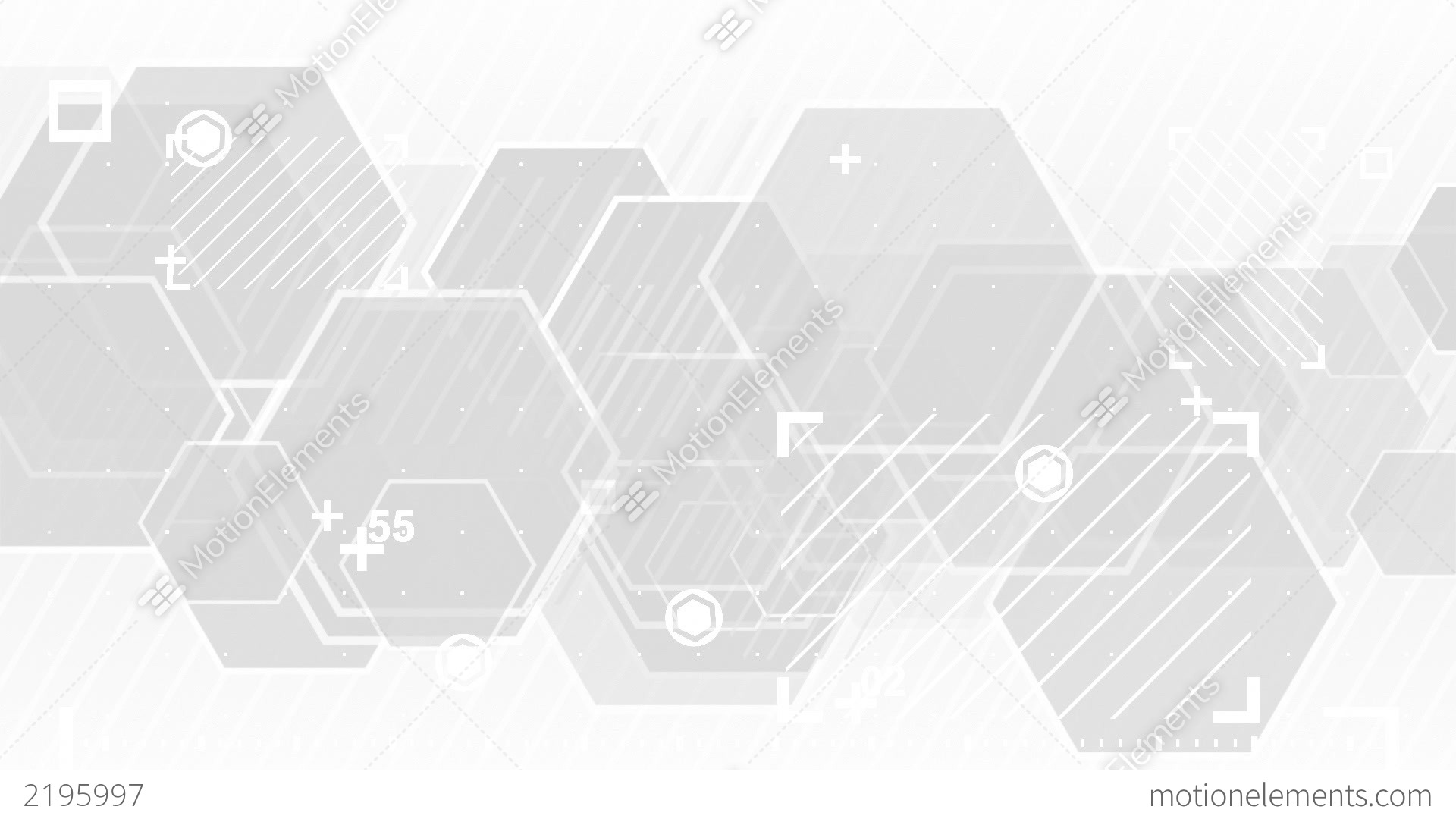 3d Weather Live Wallpaper Gray Abstract Technology Loop Background Stock Animation