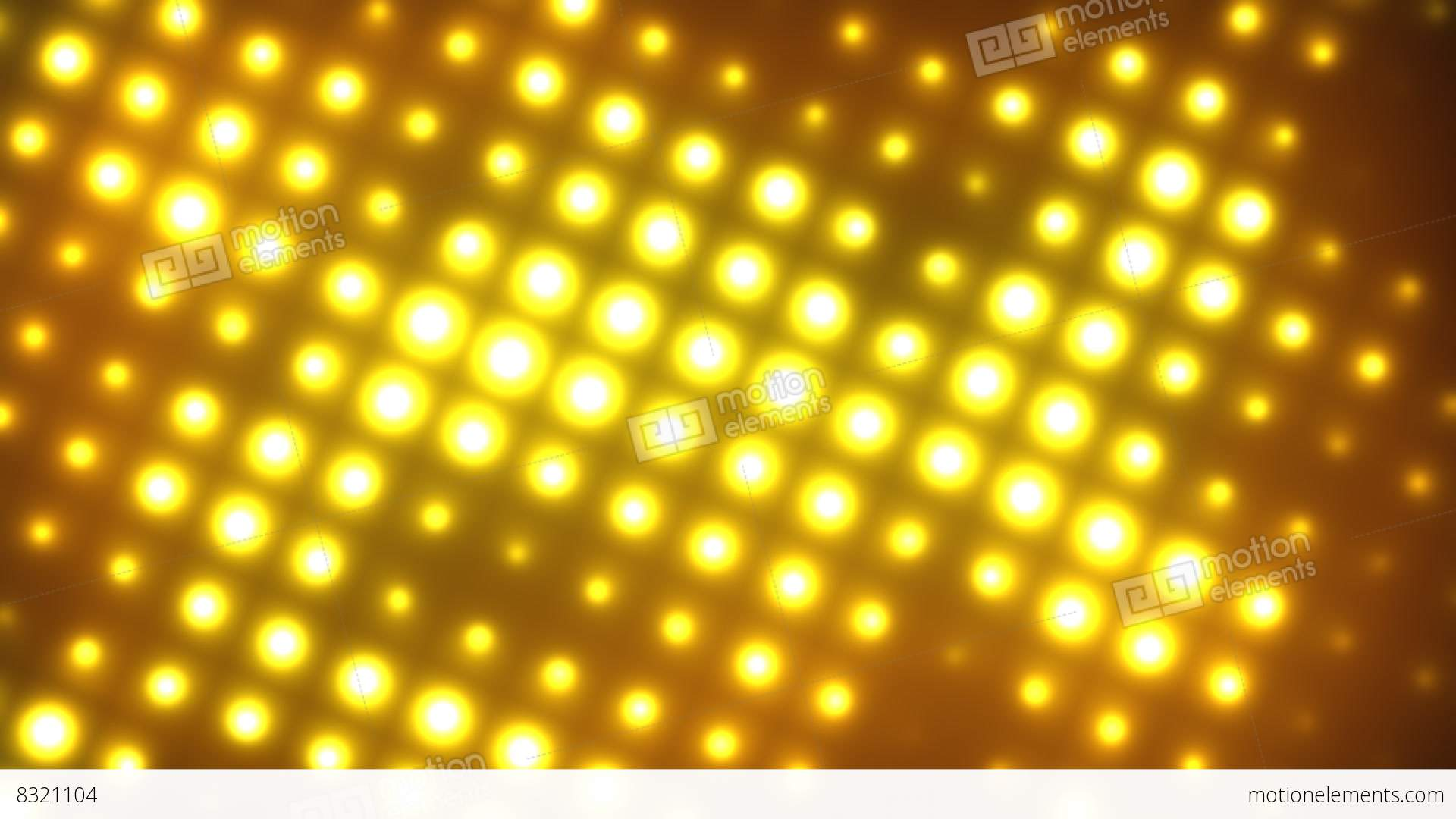 Cute Science Wallpaper Dj Dance Party Circular Lights 1 Loopable Background