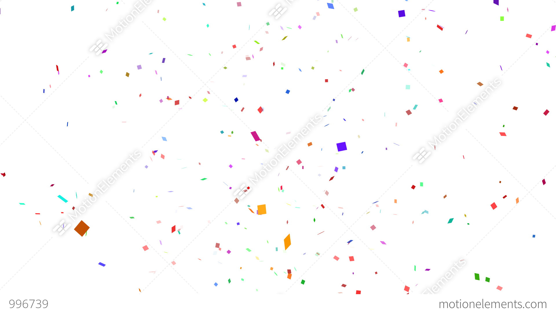 Falling Money Wallpaper Hd Falling Confetti Animation Stock Animation 996739