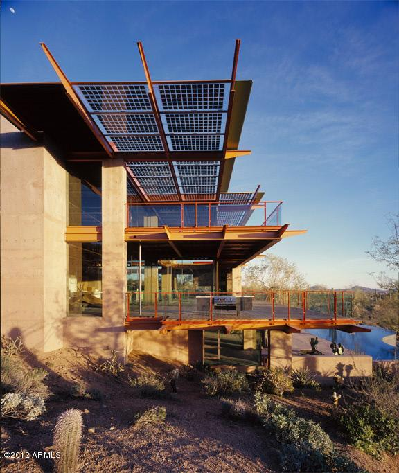 Excellent custom contemporary home here is beautiful Arizona - house rent contracts