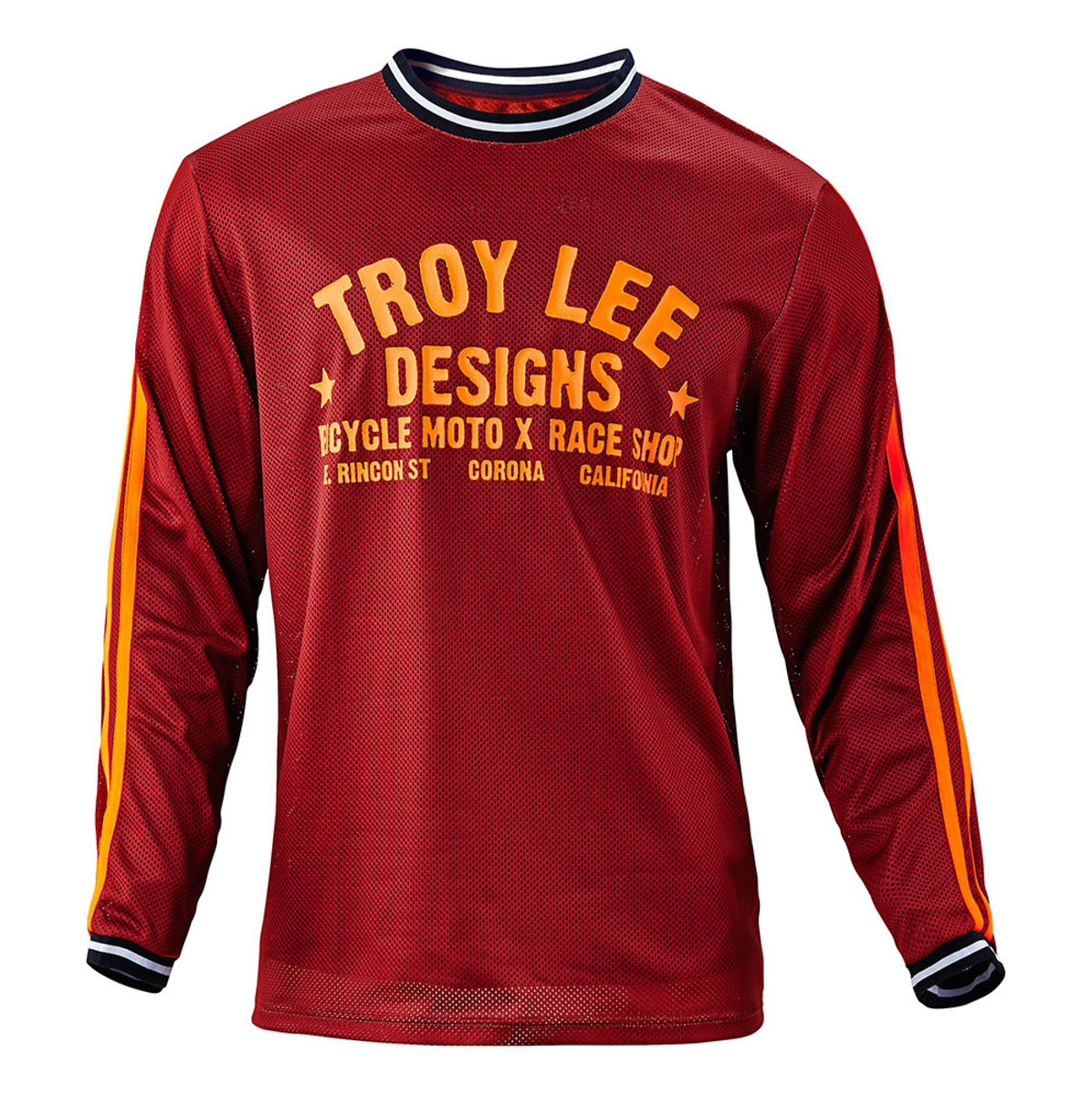 Retro Jerseys Troy Lee Designs Super Retro Jersey Reviews Comparisons Specs