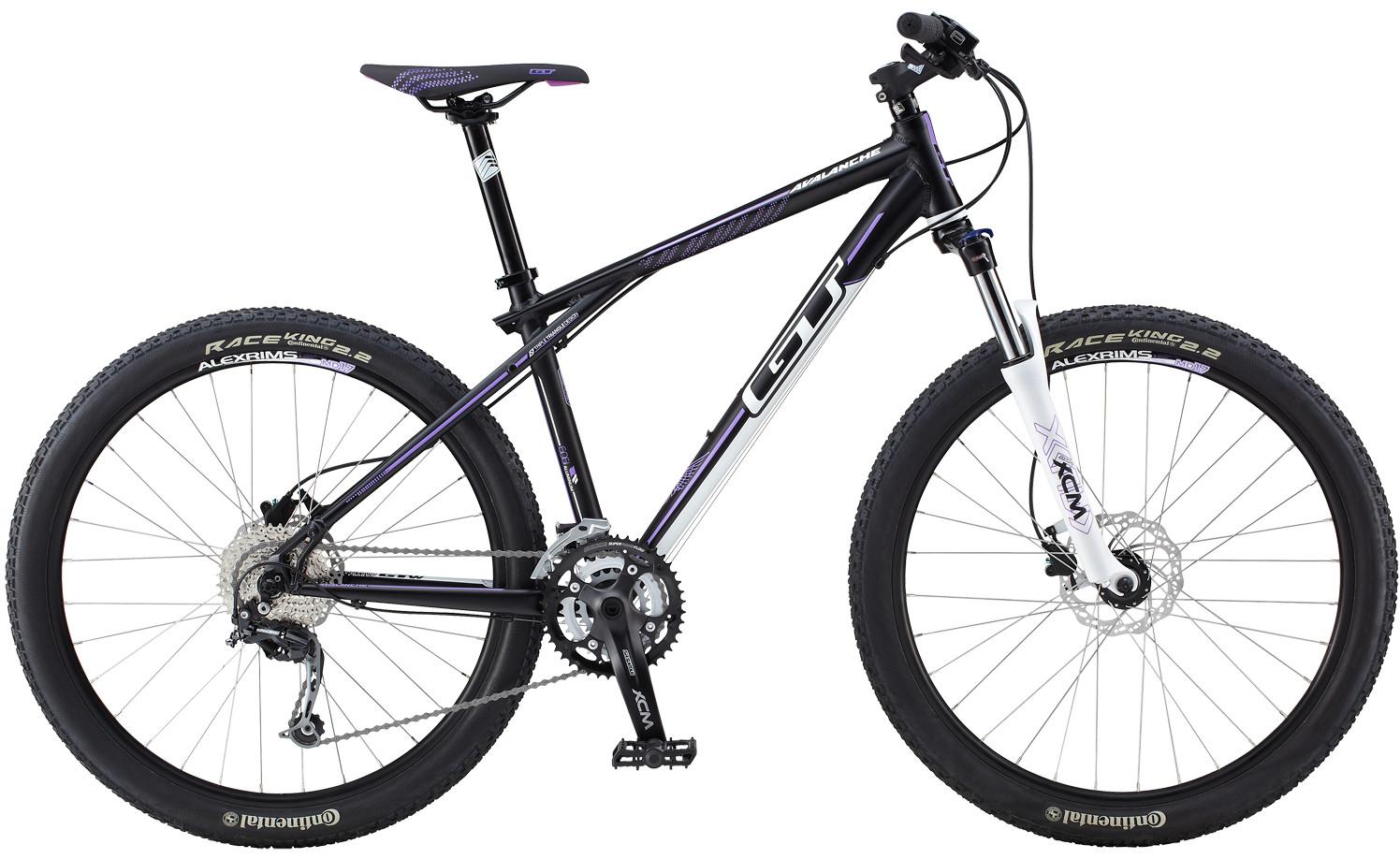 2014 Gt Avalanche Comp Gtw Bike Reviews Comparisons