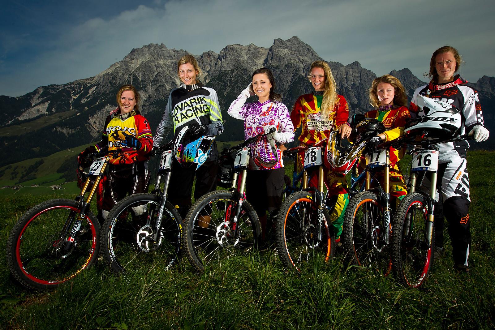 Biker Girl Wallpaper Canadian Hair Models World Championships Riders And