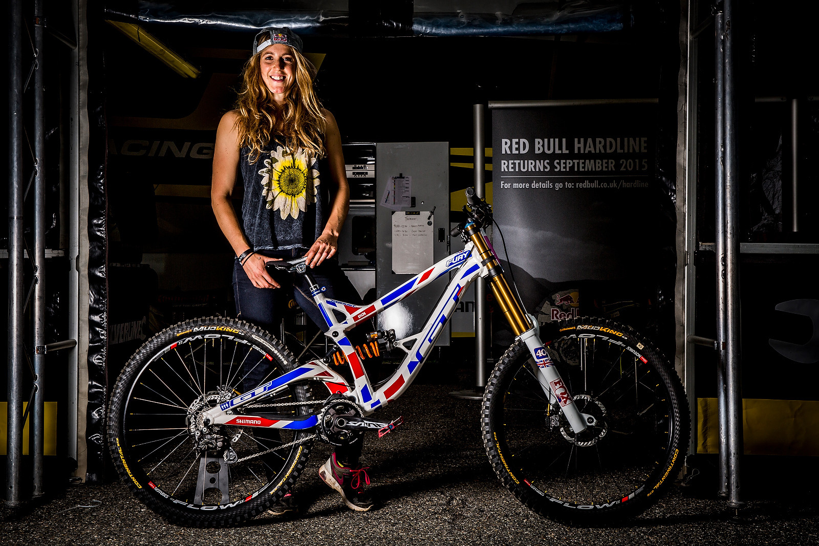 Dirt Bike Wallpaper Girls Winning Bike Rachel Atherton S Gt Fury For World Champs