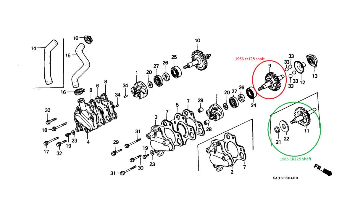 honda mr 50 wiring diagram