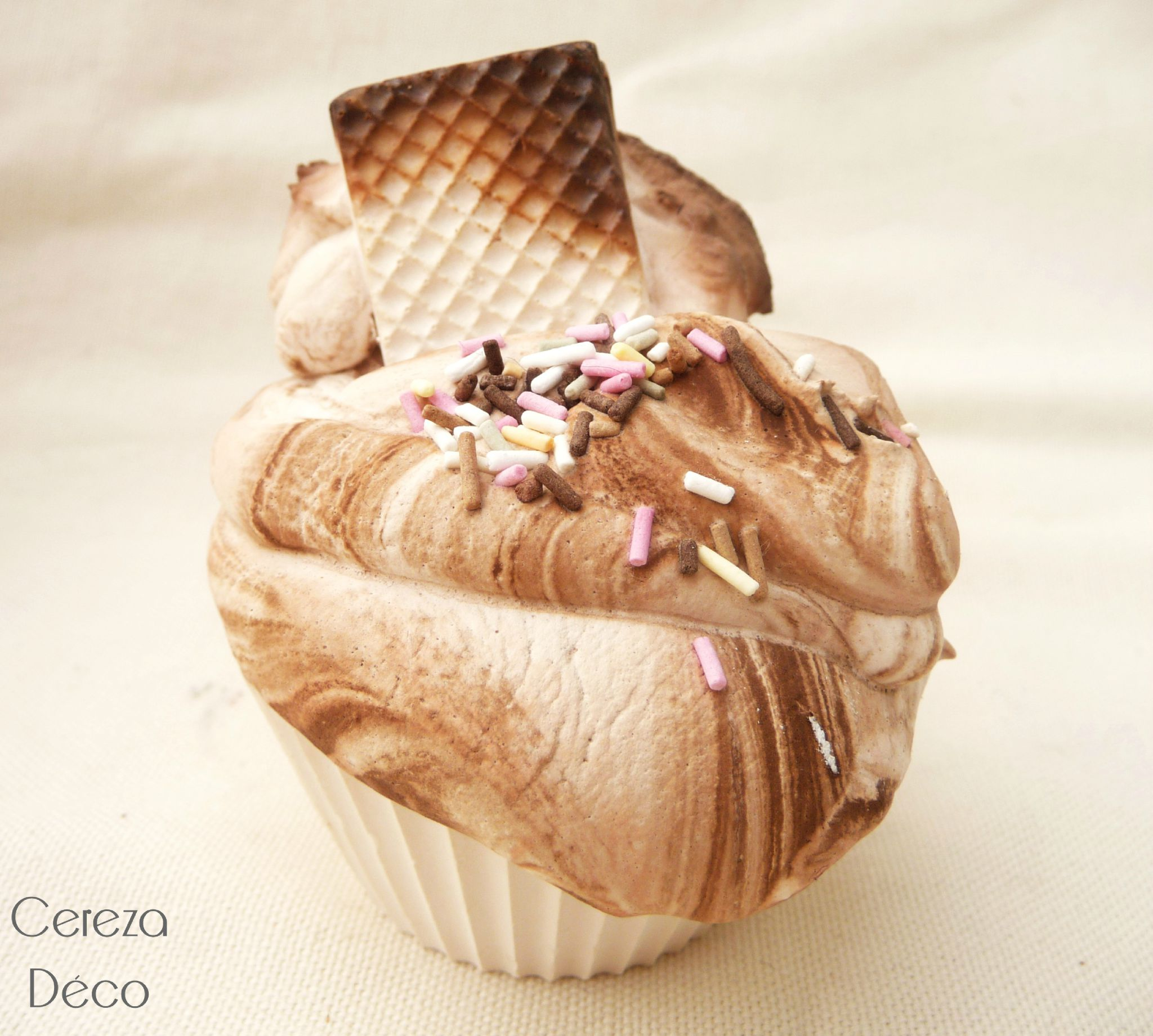 Décoration Mariage Gourmandise Chic Mariage Gourmandise Sweet Table Cupcake Parfum Ambiance Beige