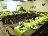 dcoration de table pour un anniversaire 50 ans